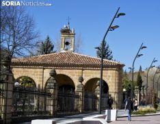Ermita de la Soledad, en La Dehesa. SN