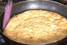 Tortilla de patatas. Archivo de Europa Press.