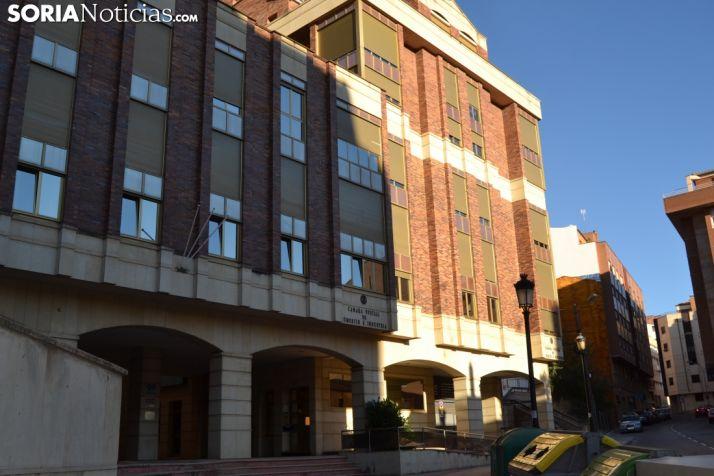 Cámara de Comercio en Soria. Soria Noticias.