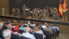 Una imagen del concierto. /Miguel Alonso