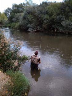Máster de pesca de salmónidos en el río Duero. Campano Soriano