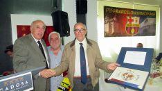 XXVII aniversario de la Peña Barcelonista Soriana. Cedida