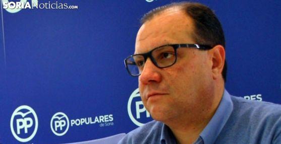 El procurador Pedro Antonio Heras. /SN