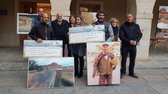 III Concurso de Pintura Rápida 'Villa de San Esteban'. Cedida