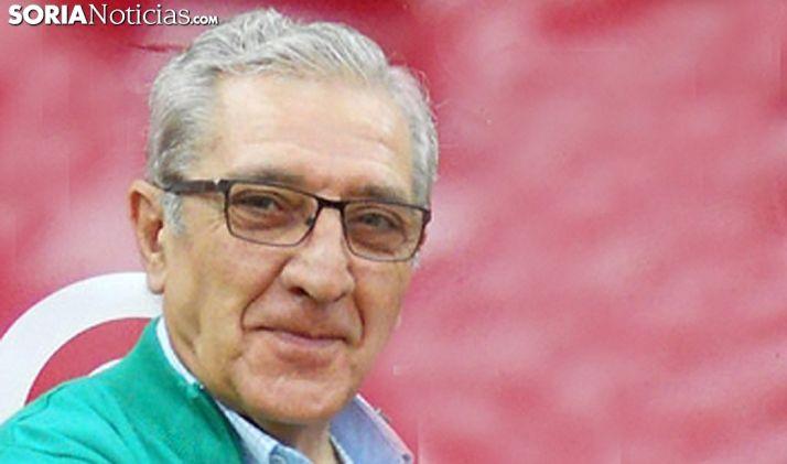 Fernando Ligero, presidente de la AECC de Soria. SN