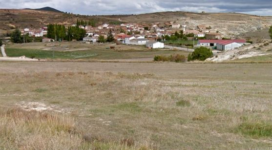 Una imagen de la localidad de Dévanos, al este provincial. /GM