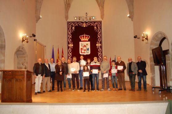 Ganadores  del XXVII Rallye Fotográfico