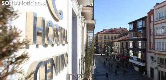 Un establecimiento hotelero en la capital.