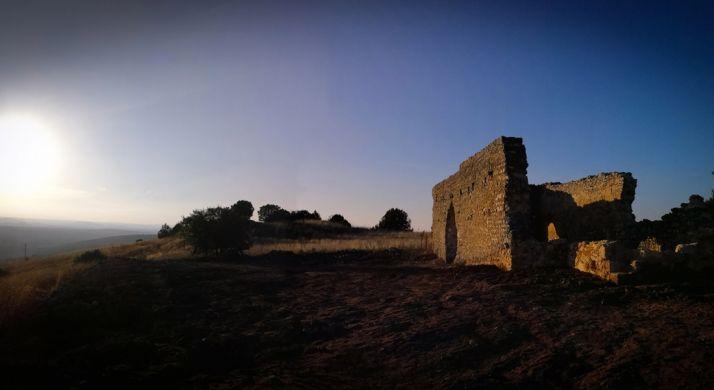 Paraje denominado como Risco de Andaluz. /AFA