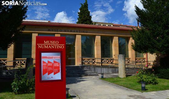Imagen del Museo Numantino, dependiente de la Junta. /SN