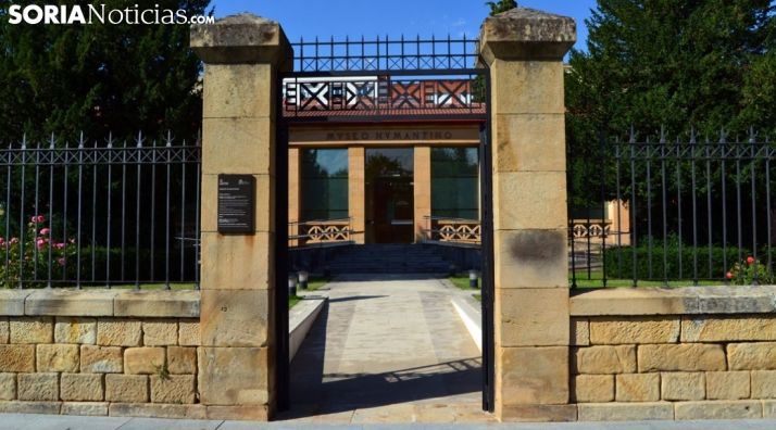 Una imagen del Museo Numantino. /SN