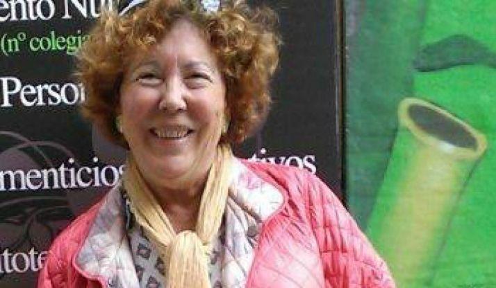 María del Romero Mayor, 'Rome'.