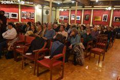 Una imagen de la presentación de 'La Ruta dorada de la Trufa'. /SN