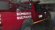 Camión de Bomberos. USO