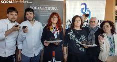 Presentación de 'Soria & Trufa' 2019.