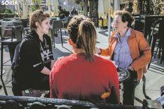 Sara Carro y Concha Baena, dos generaciones feministas. Carmen de Vivente