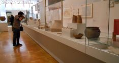 Una de las salas del Museo Numantino. /SN