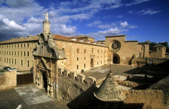 Monasterio de Santa María de Huerta. Soria Ni te la Imaginas