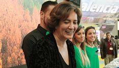 María Josefa García-Cirac, consejera de Turismo.