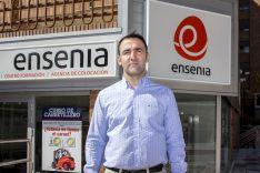 Nacho Benito, director de Ensenia.