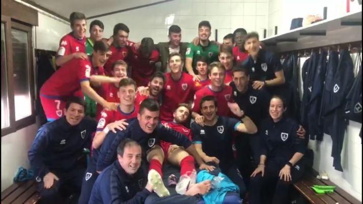 El DH festeja su confirmado acceso a la Copa del Rey 2019-20.