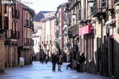 Calles de El Burgo de Osma. SN