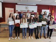 Diplomas para el IES Machado.