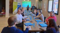 Una imagen del curso en la sede de FOES. /FOES
