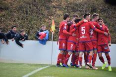 El Numancia Juvenil tumbó a la SD Eibar y se proclamó campeón de Liga el pasado domingo 7 de abril. CD Numancia