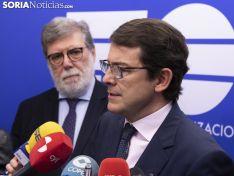 Fernández Mañueco. /Jasmín Malvesado
