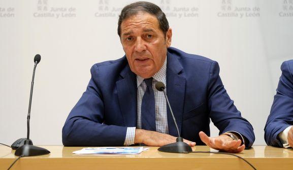 El consejero de Sanidad, Antonio María Saez Aguado. /Jta.