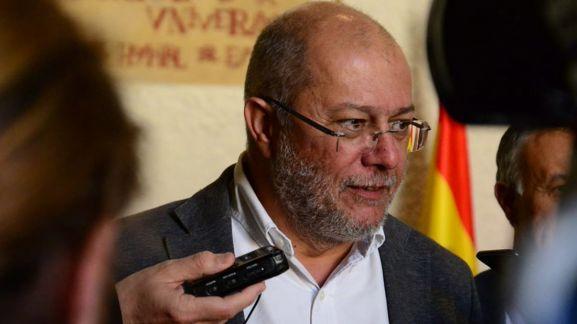 Francisco Igea, candidato a Presidencia de la Junta. /SN