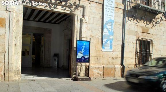 La oficina de turismo burgense lidera el número de atenciones. /SN