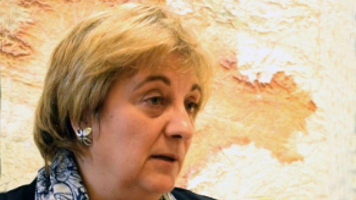 María Jesús Ruiz, candidata de PPSO al Senado.