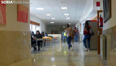 Dependencias del Campus Universitario Duques de Soria, adscrito a la UVa. /SN