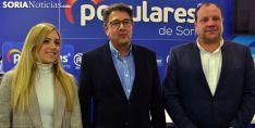 Raquel López, Jesús Peregrina y Pedro Antonio Heras. /SN