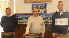 Presentación  Torneo Fútbol 7 'Villa de San Leonardo'