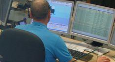 Un operador del 112 de CyL. /Emergencias 112