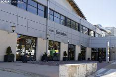 recinto del Polideportivo San Andrés. SN