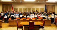 Foto de grupo de los galardonados en la edición anterior. /FAM