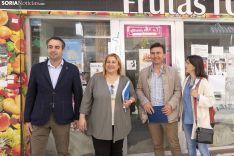 El PP retoma la idea del túnel para unir Soria Norte y Soria Sur. /Jasmín Malvesado